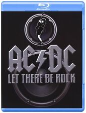 Blu Ray AC/DC - Let There Be Rock - (Contenuti Speciali)  ......NUOVO