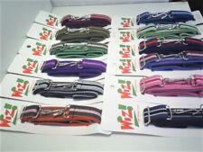 wiz heavy duty elastic  adults snake belts 1 inch wide and  metal snake buckle