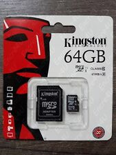 Carte mémoire KINGSTON / SANDISK 4 8 16 32 64 Go Gb Format SD Micro SDHC SDXC CF
