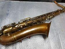 1957 Holton Collegiate Tenor Sax/Saxophone-Made in USA