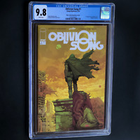OBLIVION SONG #1 (Image 2018) 💥 CGC 9.8 💥 PINK LORENZO SIGNATURE VARIANT