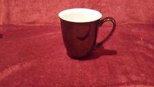 """Denby Merlot 4"""" Beaker Mug"""