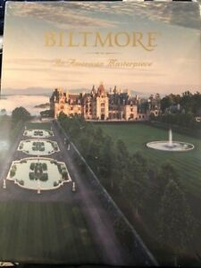 Biltmore : An American Masterpiece - Hardcover- 2017 Revised Edition- FREE SHIP