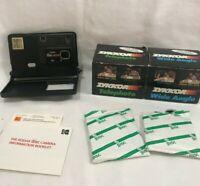 Vintage Kodak Disc 6000 Camera bundle 2 Discs ,2 Deluxe lens kit  Untested