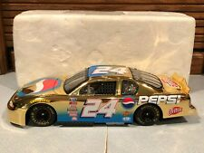 Prototype 2000 Action Jeff Gordon #24  Pepsi 1/24 Gold Chrome DNP