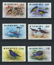 BIRDS Mint NH Complete Set of 6 Barbuda 238 - 243 Scott Retail Value $9.80