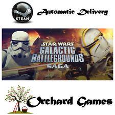 Star Wars Galactic Battlegrounds Saga: PC: (entrega automática de vapor/Digital)