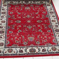Rugs Area Rugs Carpet Flooring Persien Area Rug Red Oriental Traditional Carpet
