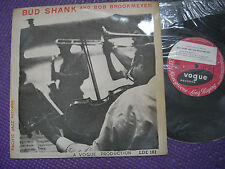 "Bud Shank&Bob Brookmeyer RARE VOGUE LDE 181 10"" VINYL MONO LP ORIGINAL UK ISSUE"