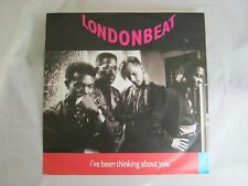 """Single LONDONBEAT Vinyl I'VE BEEN THINKING ABOUT YOU 7"""" 45 Rpm"""