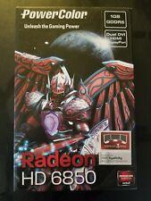 RADEON HD 6850 POWERCOLOR HD 6850 GRAPHICS CARD