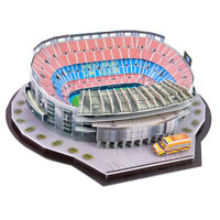 3D Puzzle Camp Nou Stadium Football Field Model Self Assembled Kits