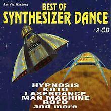 Best of Synthesizer Dance von Various   CD   Zustand gut