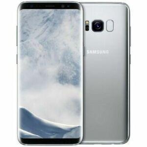 SAMSUNG GALAXY S8  ARGENTO 64GB GRADO A++ COME NUOVO RICONDIZIONATO G950F