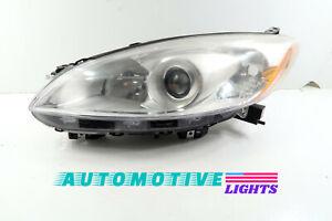 AFTERMARKET TYC | 2012 - 2015 Mazda 5 Halogen Headlight (Left/Driver)