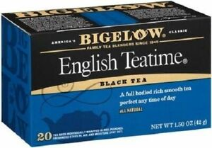 Bigelow English Teatime Black Tea