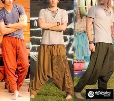 Pantaloni Uomo Harem Alla Turca Stampa Etnica Man Trousers Harem Pants PAMAN04