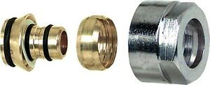 """Screw-In Euro Cone for Multilayer Pipe 3/4 """" X 16 x 2,0 Vpe = 2 Piece"""