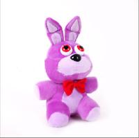"""FNAF Five Nights at Freddy's Sanshee Bonnie Rabbit Bear Plush Toy Soft Doll 10"""""""