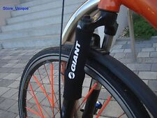 Giant W Vélo Protection fourche protection avant Bike Fork Protection Chaînes Tailles Protection