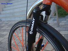 GIANT W Fahrradschutz Gabelschutz Vorne Fork Protection Kettenstrebenschutz 1