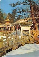 BR26003 Winter in the Garden of Harmonious Interests Summer Palace China