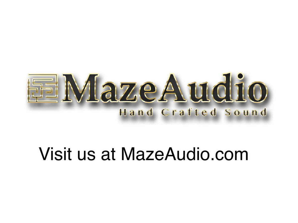 Maze Audio Hand Made Audio Cables