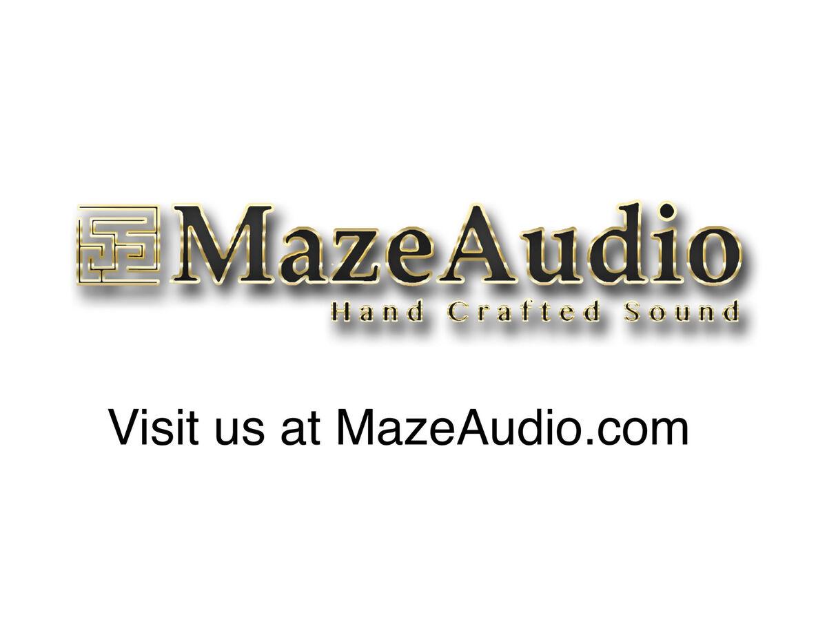 Maze Audio Custom Made Audio Cables
