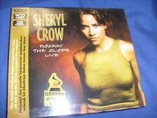 SHERYL CROW - LIVE !  2 DISC -  NOS   - RARE   - VIDEO CD  Video CD VCD /  J3
