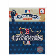 Boston Red Sox 2013 Ring Anniversary and Commemorative Patch - MLB
