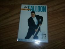 1991-92 Arena Draft Exclusive Tuxedo Premiere French Edition Pat Falloon Auto