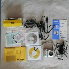 Nikon Coolpix 2100 Digital Camera + EH-61 AC Adaptor.