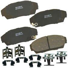 Disc Brake Pad Set-Stop Ceramic Brake Pad Front Bendix SBC409