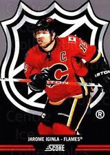 2011-12 Score NHL Shields #5 Jarome Iginla