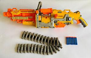 Nerf N-Strike Vulcan EBF-25 Dart Blaster - Gun & Belt