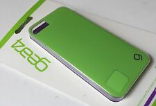 Apple Iphone 5 5S Genuine GEAR4 case cover hard shell back gear 4 green