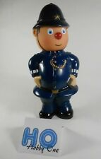 Bubble Bath - oui oui / noddy / mr plod - 24 cm - 1992 - TBE - TRES RARE