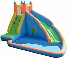 Inflatable Bouncy Castle Moonwalk Slide Bounce House Activity Center