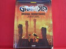 Grandia Original Soundtrack Piano Sheet Music Book