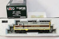 CH KATO 37-04C EMD GP35 Phase 1b Erie Lackawanna #2560