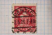 Germany Danzig sc#52 postally used