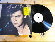 PAUL YOUNG THE SECRET OF ASSOCIATION LP 33T VINYLE EX COVER EX ORIGINAL 1985