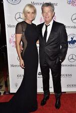 Womens's Stella McCartney Sexy Black Dress Size 40