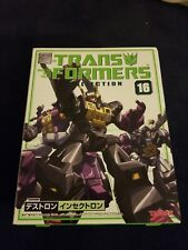 Takara Transformers Collection No. 16 Insecticons, Insectron NEW Sealed box