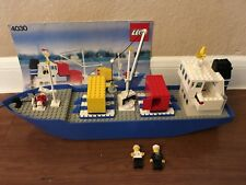 Lego Vintage Set #4030, Cargo Carrier, Produced in 1987. Not complete see photos