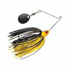 Booyah Micro Pond Spinnerbait - 1/8 oz - Locust, Bass Redfin Yellow Belly Lure