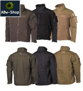 Bundeswehr Fleecejacke COMBAT, Fleece Jacke Survival Outdoor BW (S - 3XL)