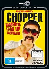 Heath Franklin's Chopper: Harden The F*Ck Up Australia  DVD $9.99