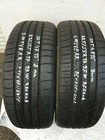 2x Sommerreifen Sommer Reifen Goodyear EfficientGrip 225/55 R17 97W Neuwertig
