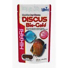 Hikari Discus Bio-Gold 80g Biogold Bio Gold Angels Cichlids Tropical Fish Food